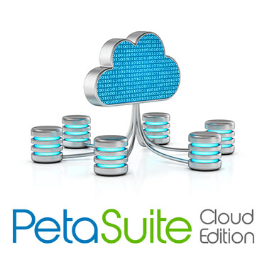 PetaSuite Cloud Edition graphic