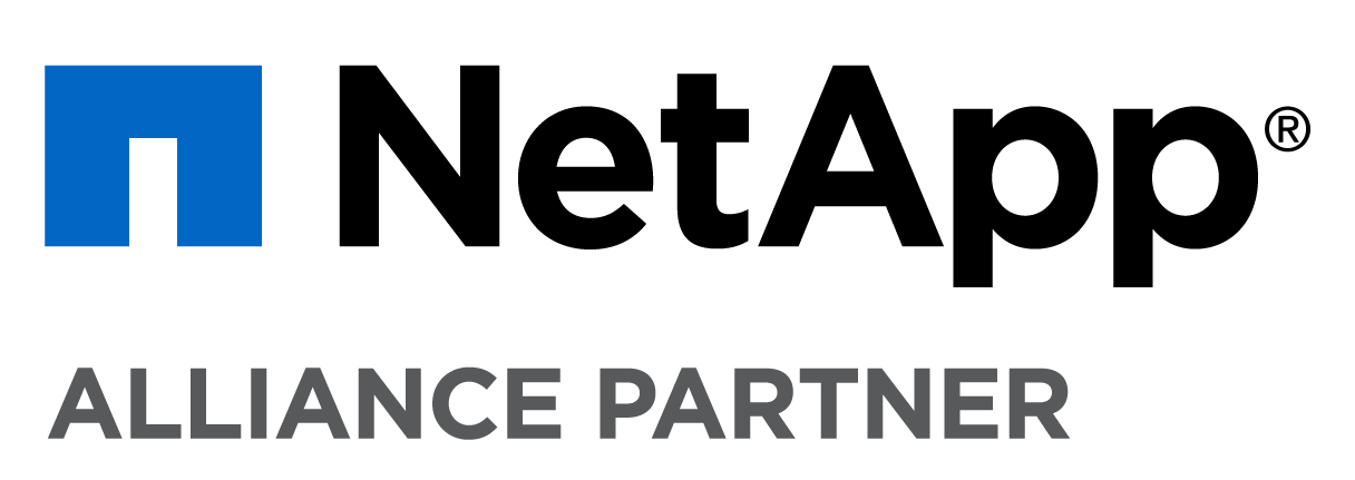 NetApp Alliance Partner logo
