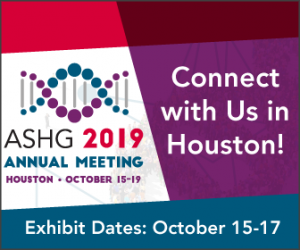 ASHG Annual Meeting 2019 graphic