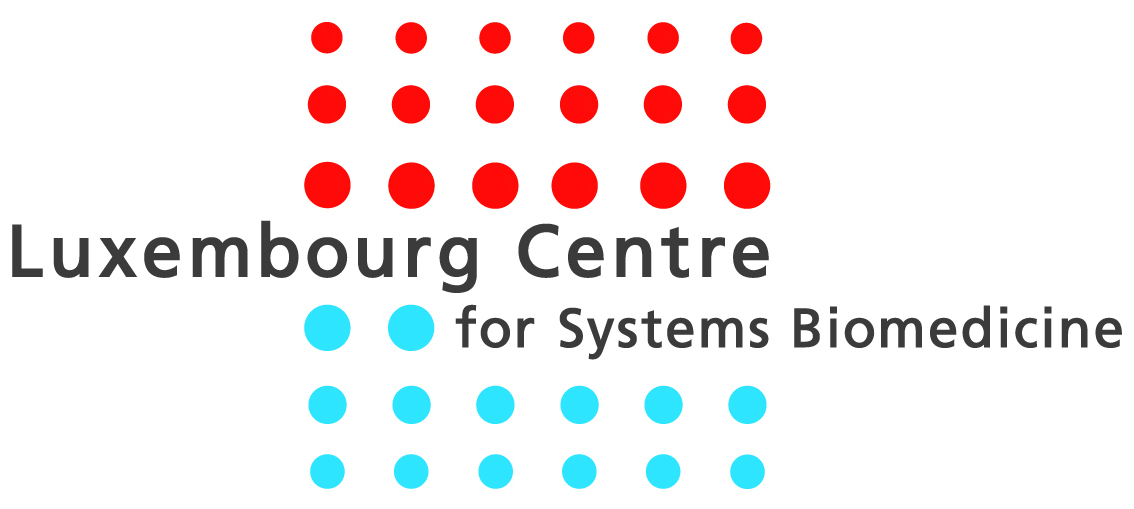 Luxembourg Centre for Systems Biomedicine logo
